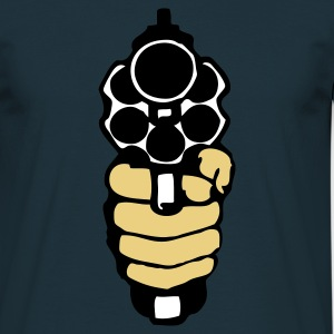 EN-Gun - Men's T-Shirt
