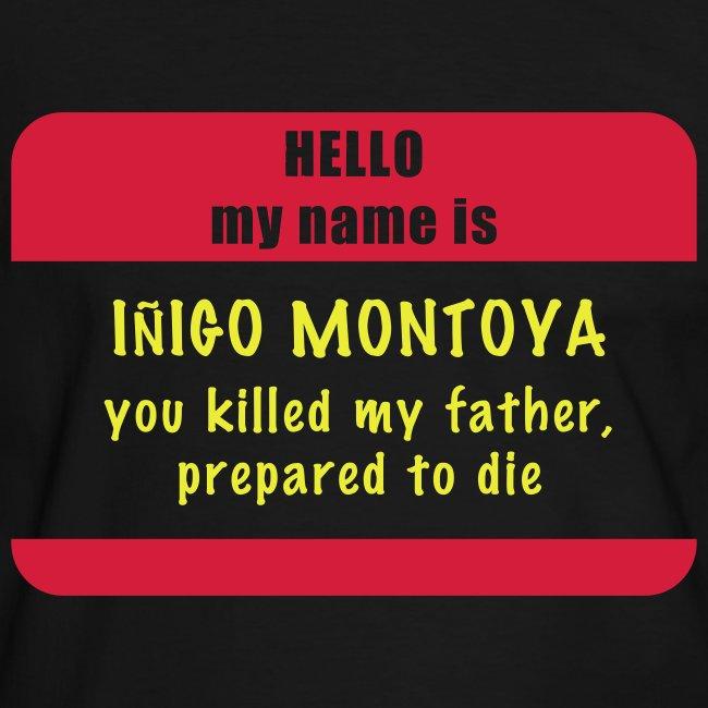 Iñigo Montoya