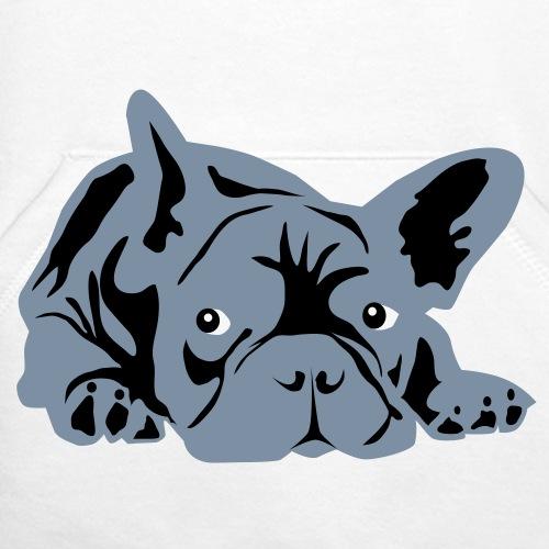 Bulldogge Zwei Farben