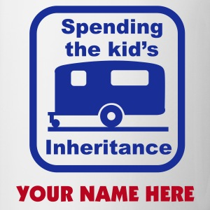 Kid's inheritance Bottles & Mugs - Mug