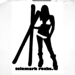 telemark rocks - telemark girl