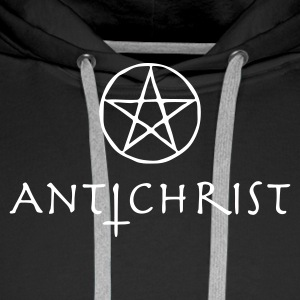 Antichrist Sweat-shirts - Sweat-shirt à capuche Premium pour hommes