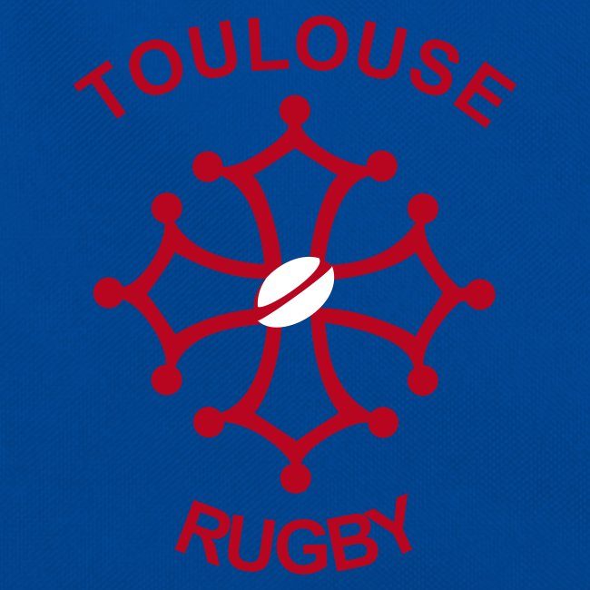 Sac noir Toulouse Rugby