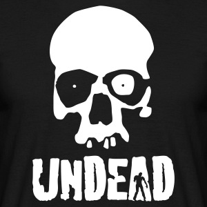 undead T-Shirts - Men's T-Shirt