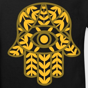 Hand of Fatima / Hamsa - Kinder Bio-T-Shirt