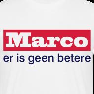 Ontwerp ~ Marco er is geen betere