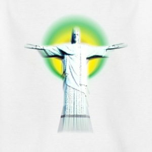 Christ Redeemer - Teenage T-shirt
