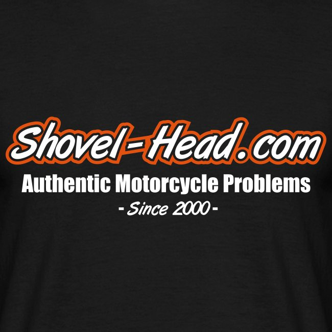 Shovel-Head.com Logo-Shirt