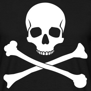 Skull & Crossbones T-Shirts - Men's T-Shirt