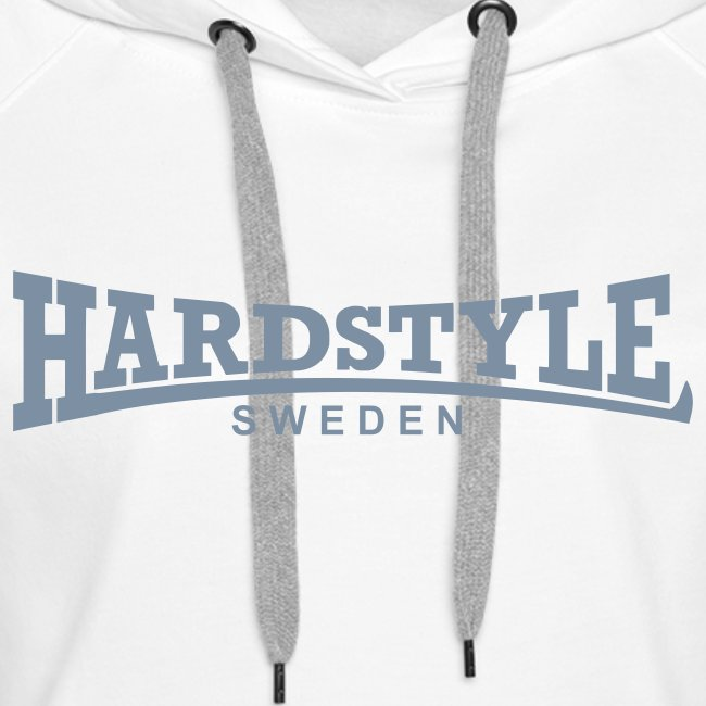 Hardstyle Sweden -  Silvertryck - Flera tröjfärger