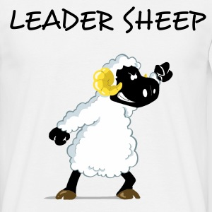 Leader Sheep - T-shirt Homme