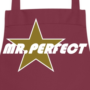 mr. perfect - Kochschürze
