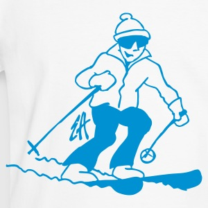 Ski - Men's Ringer Shirt