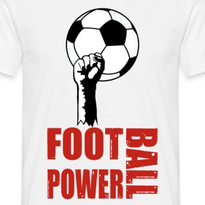 football power - T-shirt Homme