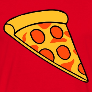 EN-Pizza - Men's T-Shirt