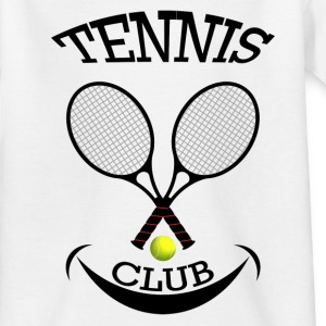 tennis club - T-shirt Ado