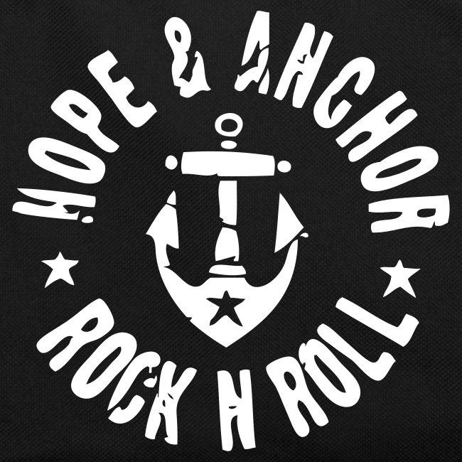 Hope & Anchor - Rock´n´Roll Retro - Tasche