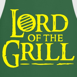 Green lord of the grill  Aprons - Cooking Apron