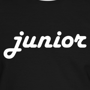 junior - by john and jane . de - Männer Kontrast-T-Shirt