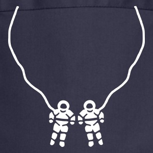 Navy Astronaut  Aprons - Cooking Apron