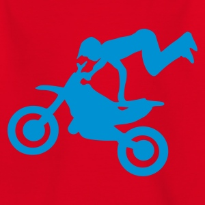 Motorrad - Motocross - Teenager T-Shirt