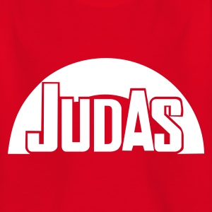 Rot Judas - Verräter Kinder Shirts - Teenager T-Shirt