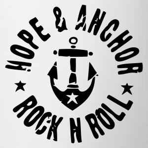 Hope & Anchor - Rock´n´Roll Tasse - Tasse