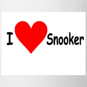 I love Snooker - Tasse