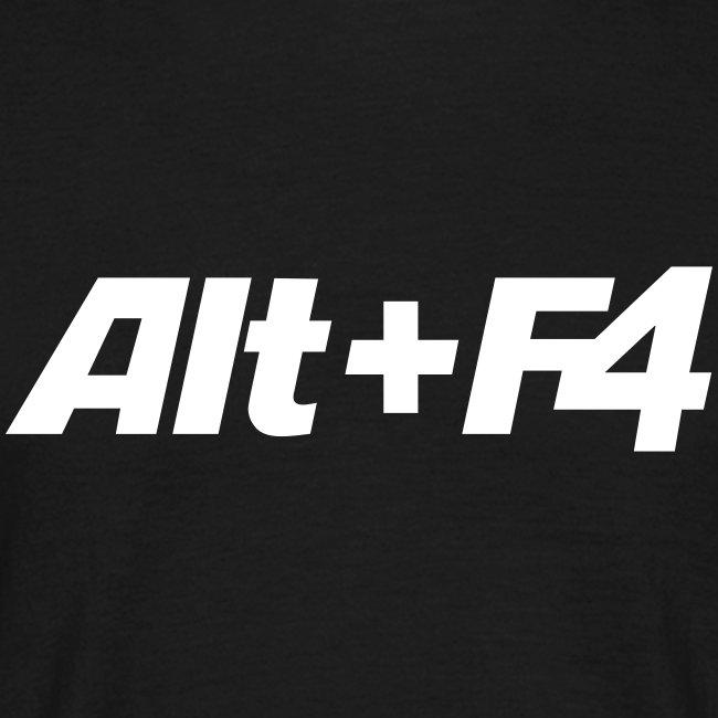 "Shirt ""alt+F4"" Men"