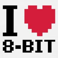 Design ~ I Love 8-bit