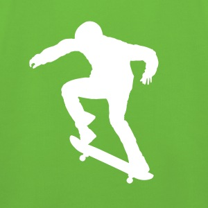 Green Skater - Skateboard - Skating Kid's Tops - Kids' Premium Hoodie