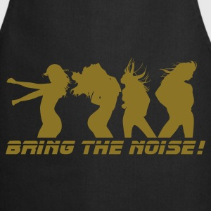 Black Dance - Bring the noise  Aprons - Cooking Apron