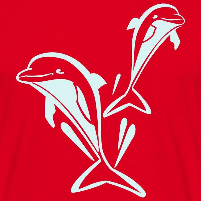 power reflex delfinshirt