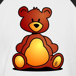 Bear - Men's Baseball T-Shirt