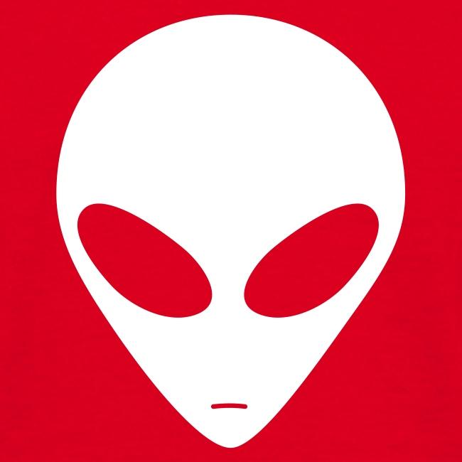 Alien (white)