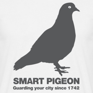 SMART PIGEON CCTV - Men's T-Shirt