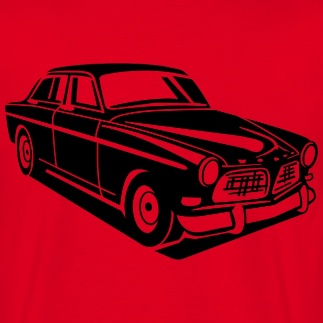 Volvo Amazon Herrenshirt