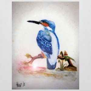 King Fisher by Trevor Lee, Bags, Mugs, Sports, - Tote Bag