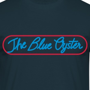 Navy The Blue Oyster T-Shirts - Männer T-Shirt