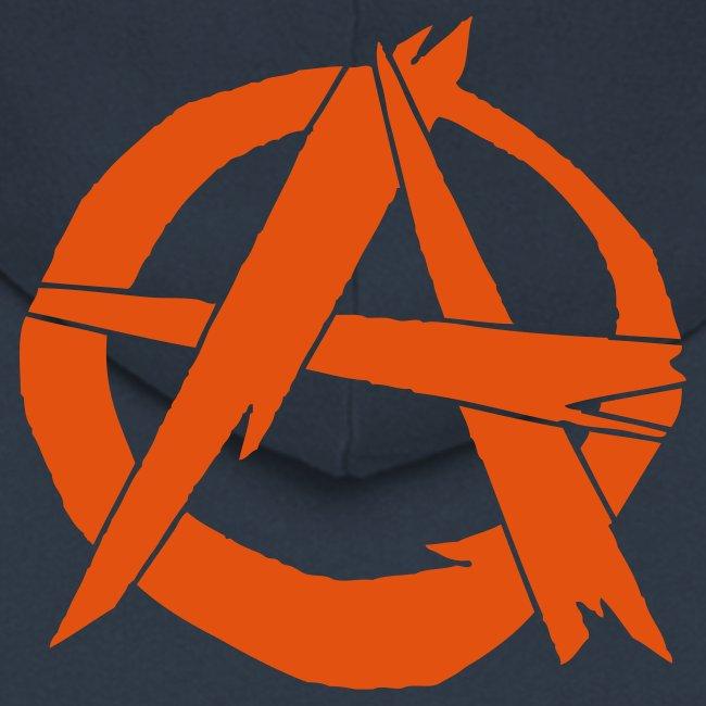 Veste Capuche Anarchy