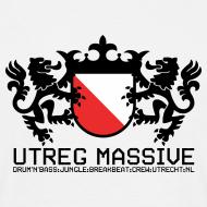 Design ~ Utreg Massive T-shirt