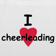 Motiv ~ I love cheer, vit