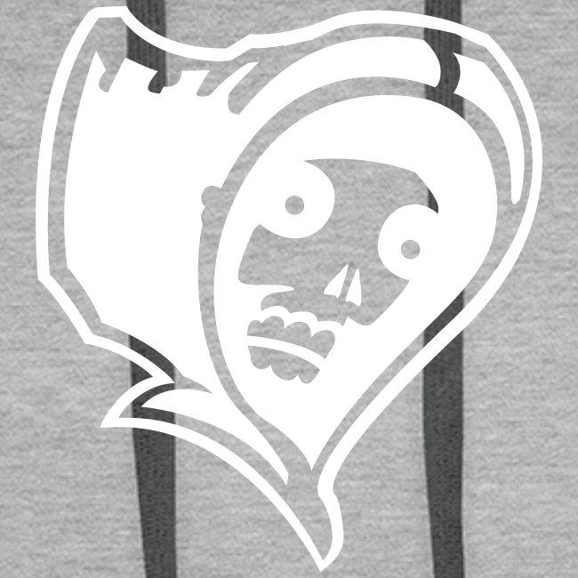 Grim Reaper, Hood (white)
