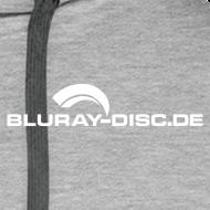 Motiv ~ Männer Hooded Sweatshirt mit Logo Front + Rücken
