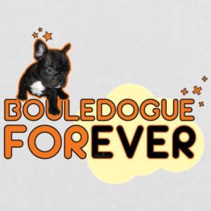 Bouledogue Forever Sacs - Tote Bag