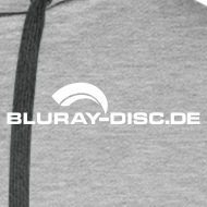 Motiv ~ Männer Hooded Sweatshirt mit Logo Front