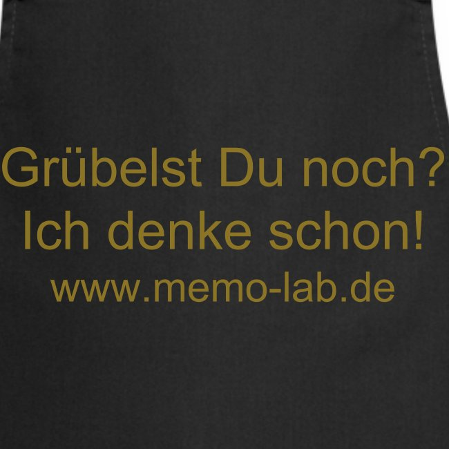 memo4you-Schlauschürze