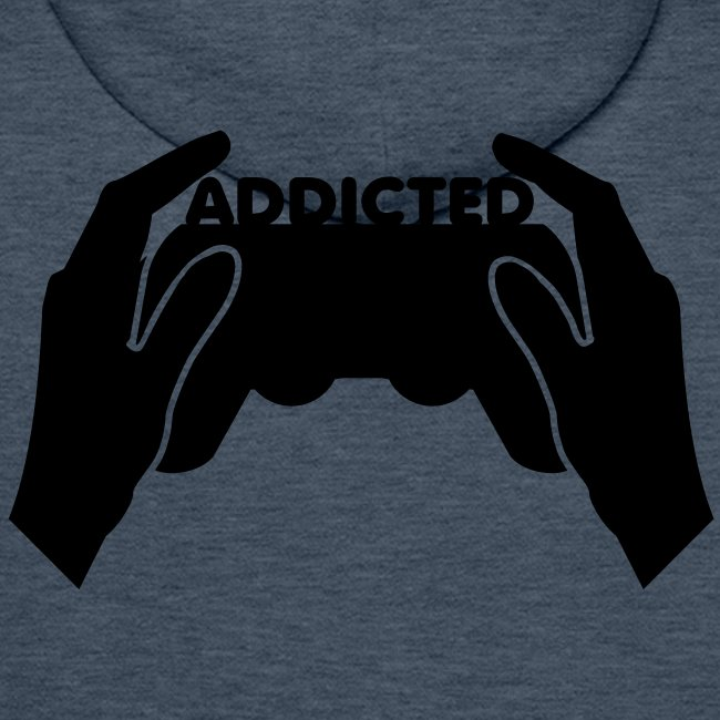 Addicted hettegenser