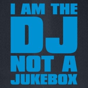 Marine DJ - I am the DJ not a jukebox Casquettes et bonnets - Casquette Flexfit