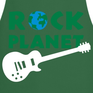 rock_planet Kookschorten - Keukenschort